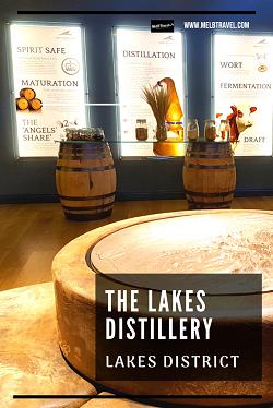 The Lakes Distillery Tour Lakes District England UK