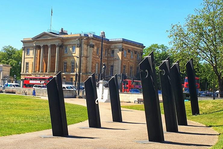 Apsley House & New Zealand War Memorial London UK