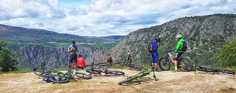 MTB Mountain Bike Riding Galicia Spain Adventure Europe