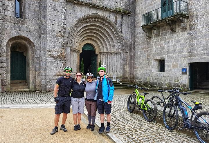 Mountain Biking - What to do outdoors in Galicia Spain Europe