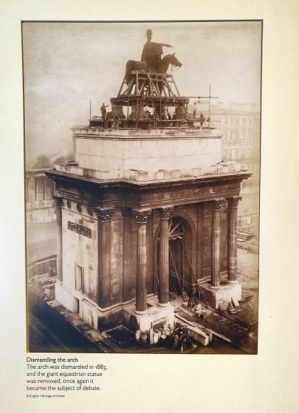 Wellington Arch Statue London UK History